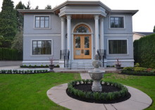 Custom Residential House, Burnaby, BC