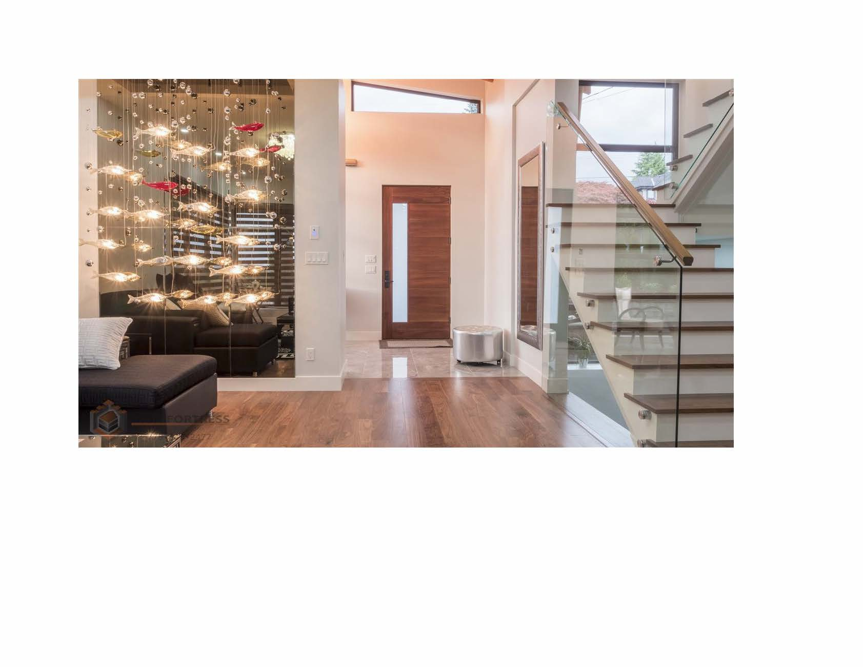 Custom house interior design and finishes west vancouver - Custom house interiors ...