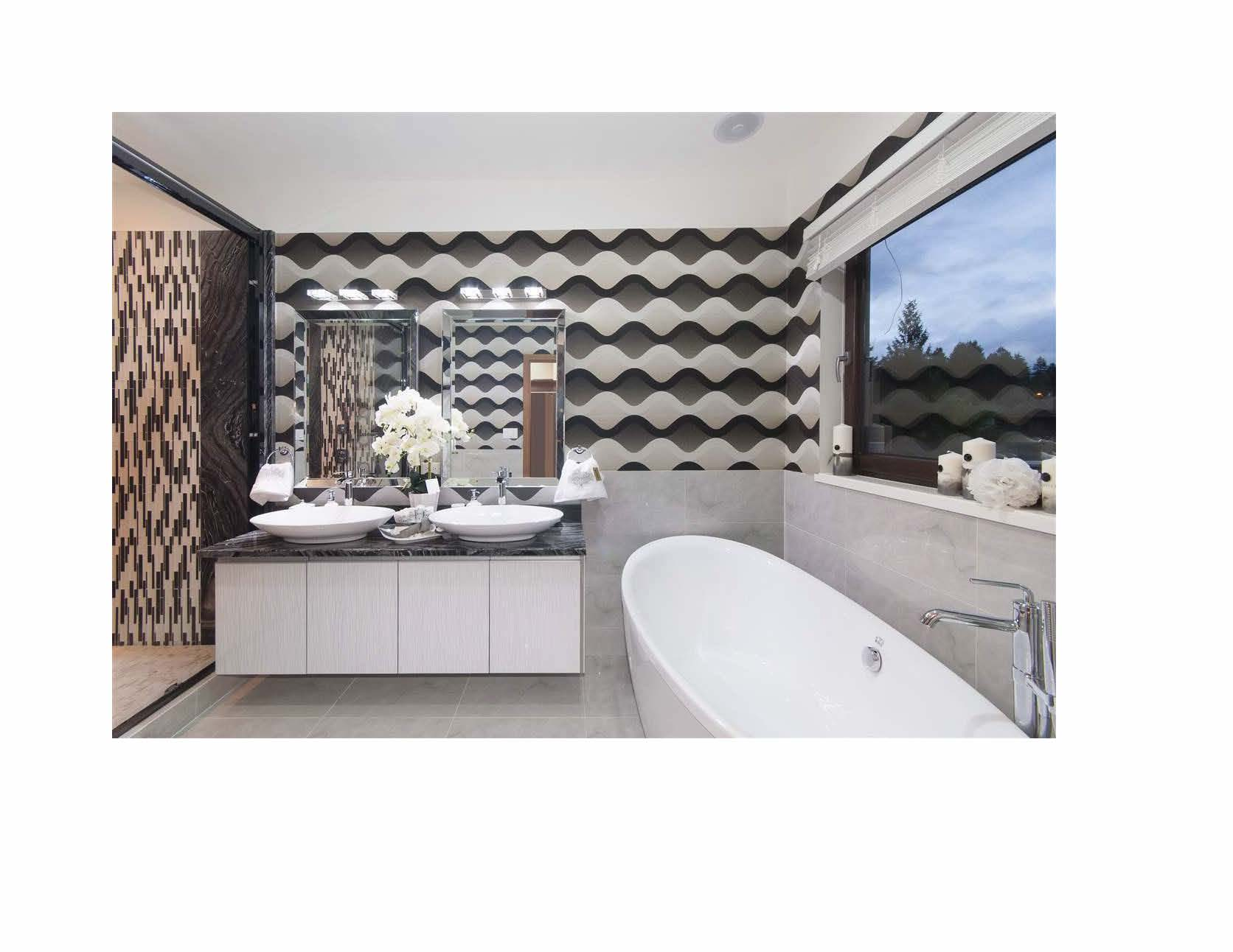 Custom House Interior Design And Finishes West Vancouver